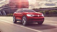 SUV listrik kedua Volkswagen (Foto: Carscoops)