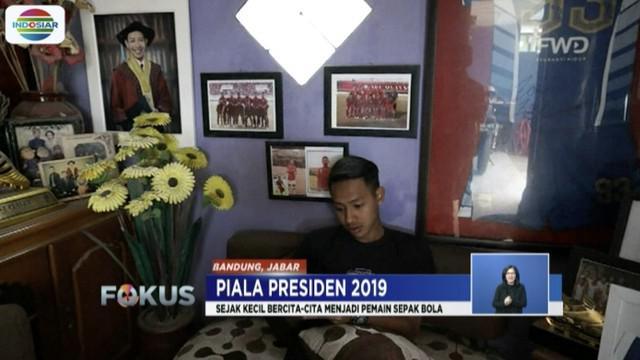 Piala Presiden 2019 tidak lepas dari para pemain unggul. Beckham Putra, gelandang Persib Bandung pecahkan rekor jadi pemain termuda mengalahkan Asnawi Mangkualam.