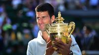 Novak Djokovic (Carl Court / AFP)
