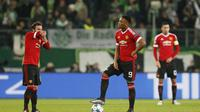 Wolfsburg Vs MU (Reuters / Carl Recine)