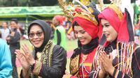 Deretan budaya Melayu khas Kuansing tersaji di Festival Pacu Jalur 2018.