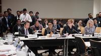 Menlu Retno Marsudi di Sidang Umum PBB, New York. (Dokumentasi Kemlu RI)