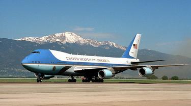 Pesawat Kepresidenan AS, Air Force One