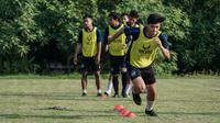 Sesi latihan tim PSIS Semarang di Kendal, Rabu (30/6/2021). (Dok PSIS Semarang)