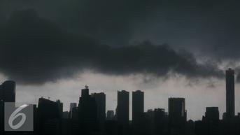 BRIN: Waspada Potensi Hujan Badai di Depok 27-28 September