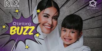 Lewat akun instagramnya, Denada beri kabar terbaru putrinya, Shakira Aurum