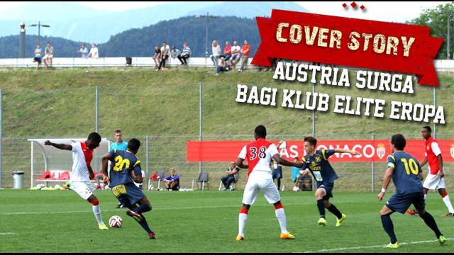 Bola.com melakukan reportase eksklusif bagaimana Austria jadi tempat favorit klub-klub elite Eropa menggelar persiapan pramusim.