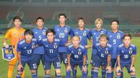 Presiden Asosiasi Sepak Bola Jepang (JFA), Kozo Tashima, menyebut pencapaian yang diraih Timnas Jepang di Asian Games 2018 sudah cukup memuaskan. (dok. JFA)