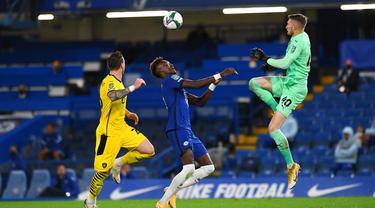 FOTO: Kai Havertz Hattrick, Chelsea Bantai Barnsley 6-0