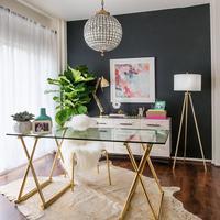 Biar fokus dan produktif, ini cara wujudkan ruang kerja yang nyaman di rumah.