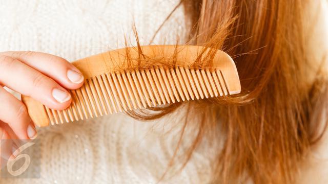 Cara Perbaiki Rambut Rusak Tanpa Harus Memotongnya Fashion