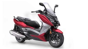 Berbekal Fitur Canggih, Skutik Cina Ini Siap Lawan Honda Forza dan Yamaha Xmax