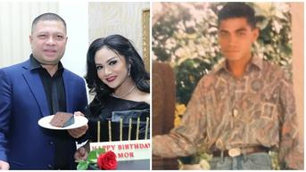 6 Potret Lawas Raul Lemos Suami Krisdayanti, Gayanya Curi Perhatian