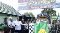 Kementerian Pertanian (Kementan) dengan Mitra telah berhasil menghimpun dana bantuan sebesar Rp 12 Miliar.