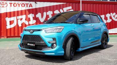 Toyota Raize Mesin 1,2 Liter Baru Tersedia Semester Dua (Ist)