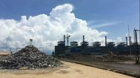 Smelter nikel di Konawe, Sulawesi Tenggara (Foto:Liputan6.com/Septian Deny)