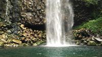 Air Terjun Lembah Anai atau oleh masyarakat setempat sering disebut Aia Tajun/Aia Mancua Lembah Anai menjadi tujuan pertama wisata saya
