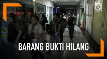 Setelah ditemukan mesin penghancur kertas di Kantor PSSI, polisi mencurigai adanya upaya penghilangan barang bukti sebelum pemeriksaan.