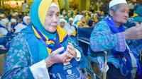 Jemaah haji Indonesia yang wafat mencapai 184 orang. (MCH Indonesia/www.kemenag.go.id)