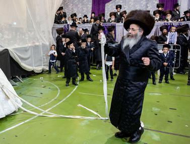 Menghadiri Upacara Pernikahan Yahudi Ultra-Ortodoks di Israel