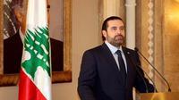 Sosok Saad Hariri, Perdana Menteri Lebanon (AFP Photo)