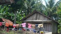 Rumah Tidak Layak Huni (RTLH). (Foto: Liputan6.com/Muhamad Ridlo)