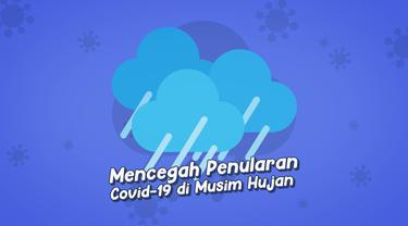 hujan covid-19