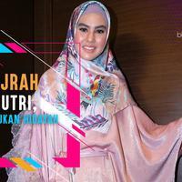 Hidayah Kartika Putri untuk hijrah.