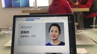 Putri pendiri Huawei, Meng Wanzhou, ditahan di Vancouver, Kanada, atas permintaan ekstradisi AS (AP Photo)