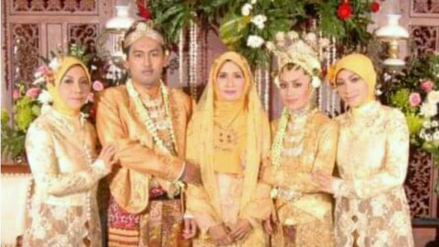 pernikahan Tristanti Palupi