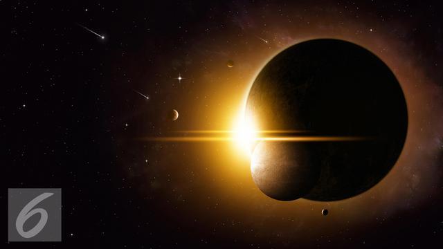 Pengaruh Gerhana Matahari 21 Agustus Pada Zodiak Anda
