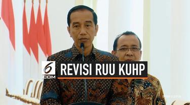 Keinginan Indonesia memiliki Kitab Undang-Undang Hukum Pidana (KUHP) produk bangsa sendiri segera terwujud setelah penantian panjang lebih dari setengah abad. Namun rencana pengesahan revisi KUHP atau RKUHP menuai polemik.