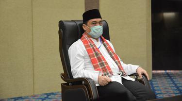 Ahmad Riza Patria terpilih menjadi Wagub DKI Jakarta.