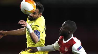 Arsenal Vs Villarreal di Liga Europa