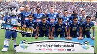 PSIS di Liga 1 2018. (Bola.com/Vincentius Atmaja)