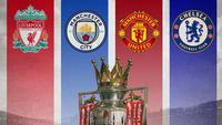 Premier League - Kandidat juara Premier League- Liverpool, Manchester City, Manchester United, Chelsea (Bola.com/Adreanus Titus)