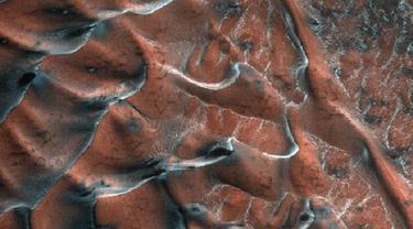 Penampakan Mars (NASA)