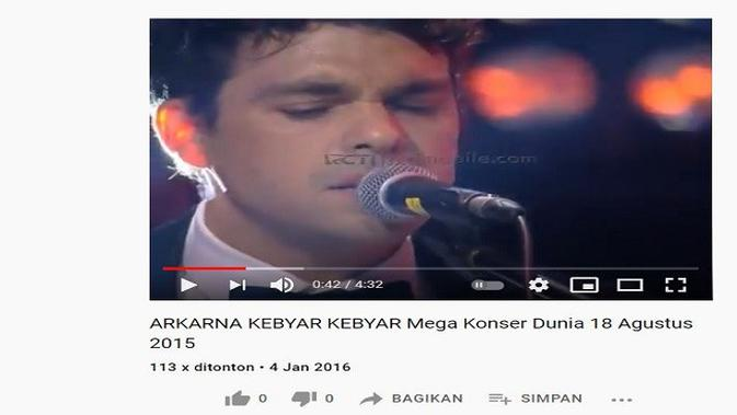 Gambar Tangkapan Layar Video dari Channel YouTube Amang Jampang.