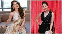 Penampilan seleb dengan Indian Look (Sumber: Instagram/claurakiehl/jscmila)