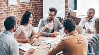 Tips Mudah untuk Lebih Bahagia dan Produktif di Kantor (By-g-stockstudio/Shutterstock)