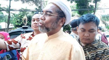 Tenaga Ahli Kedeputian IV KSP Ali Mochtar Ngabalin