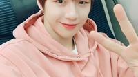 Kang Daniel (Instagram/ thisisdaniel_k - https://www.instagram.com/p/BsICA-1A5uZ/)
