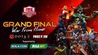 Grand Final IEL University Super Series 2020.