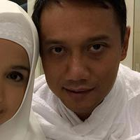 Annisa Pohan - Agus Yudhoyono. (via instagram.com/annisayudhoyono)