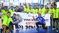 Klub bola voli Lavani siap mengikuti kompetisi Proliga 2021. (foto: instagram.com/lavani.forever)
