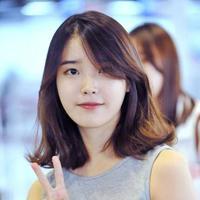 ilustrasi model rambut sebahu ala Korea/instagram: @dlwlrma