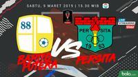 Piala Presiden: Barito Putera vs Persita Tangerang. (Bola.com/Dody Iryawan)