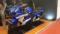 Suzuki banting harga motor tercepatnya selama GIIAS 2016