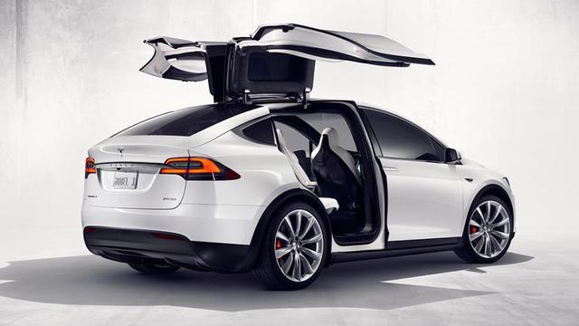 Calon Pembunuh Tesla Model X Dari Cina Harga Cuma Setengahnya Otomotif Liputan6 Com