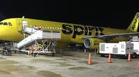 Spirit Airlines (Wikimedia Commons)